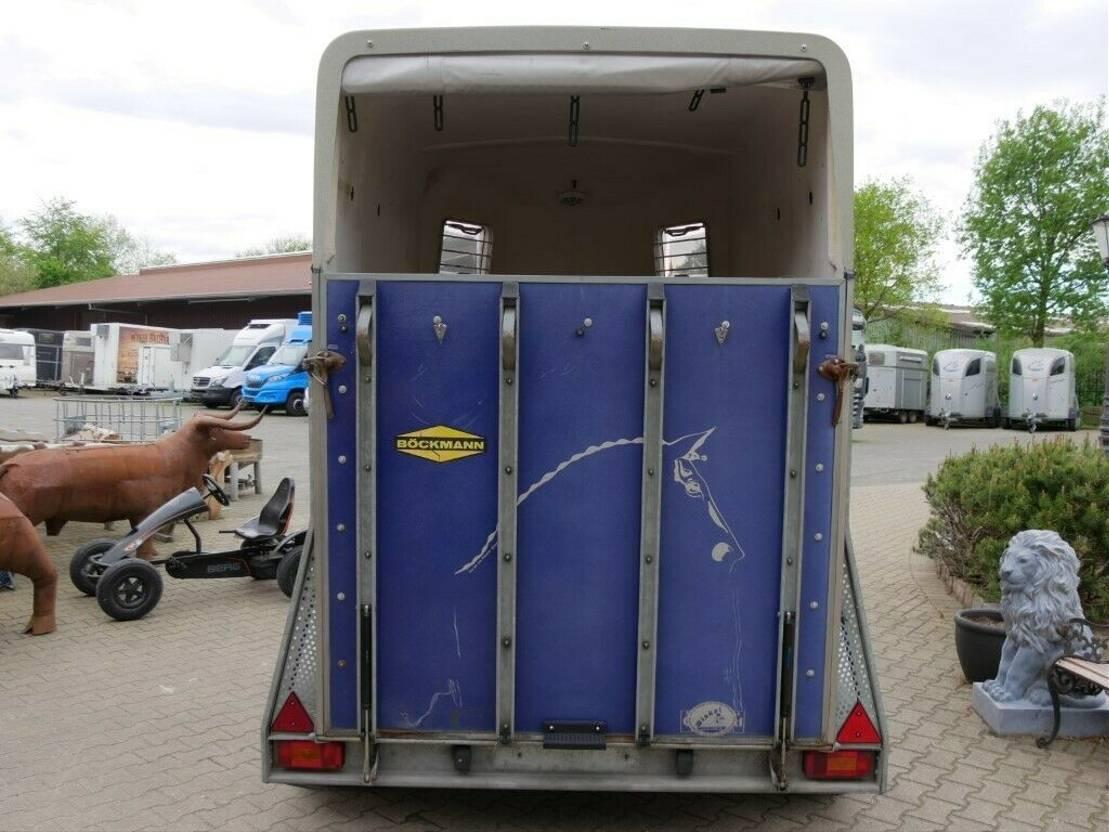 overige aanhangwagen Böckmann Comfort 2 Pferde mit SK 2001