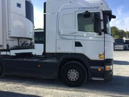 standaard trekker Scania G410 - RETARDER 2016