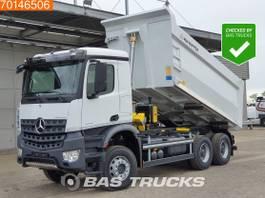 kipper vrachtwagen > 7.5 t Mercedes-Benz Arocs 3345 6X4 New! 6x4 Manual Big-Axle 18m3 Euro 3