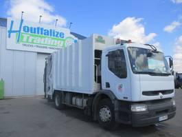 vuilniswagen vrachtwagen Renault Premium 270  2002