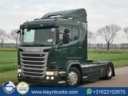standaard trekker Scania G410 retarder 2014