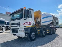 betonmixer vrachtwagen DAF CF 460 CF85.460 CIFA 13cbm 2007