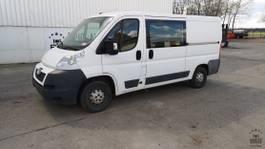 gesloten bestelwagen Peugeot Boxer 2.2HDI 2012