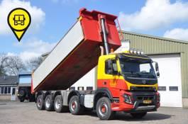 kipper vrachtwagen > 7.5 t Volvo FMX 460 . 10X4. EURO6. KIPPER.NL-TRUCK 2014