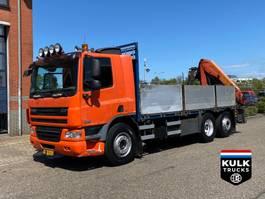 platform vrachtwagen DAF 6X2*4 / PALFINGER 15Ton NL TRUCK / TOP CONDITION 2007