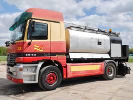 bitumensprayer vrachtwagen Mercedes-Benz Actros 1840 Asphalt Sprayer 2000