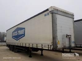 schuifzeil oplegger Schmitz Cargobull Semitrailer Tolóponyva Szabvány 2017
