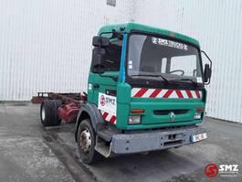 chassis cabine vrachtwagen Renault Midliner 210 1996