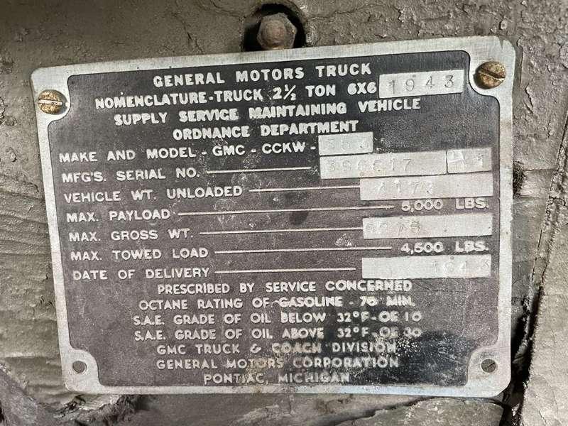 GMC - CCKW 353 11