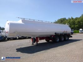 tankoplegger Indox Fuel tank alu 40. 5 m3 / 6 comp 1999