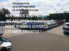 koelwagen vrachtwagen Mercedes-Benz Atego 818 L Kühlkoffer 5,5 m LBW 1 T*THERMOKING 2017