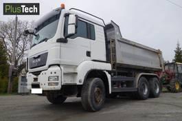 kipper vrachtwagen > 7.5 t MAN TGS 2013