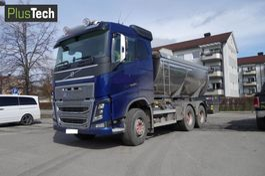 kipper vrachtwagen > 7.5 t Volvo FH16 650 2015