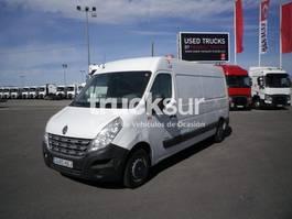 bakwagen vrachtwagen Renault MASTER 125.35 L3H2 IR 2014