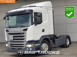 gevaarlijke stoffen trekker Scania G410 4X2 Retarder ADR ACC Xenon Alcoa's Euro 6 2018