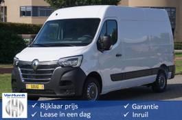 gesloten bestelwagen Renault Master T35 2.3 150 L2H2 Automaat Climate Navi Camera Cruise Trekhaak!! NR. 672 2021