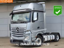 mega-volume trekker Mercedes-Benz Actros 1845 4X2 Mega Standklima ACC Xenon Euro 6 GigaSpace 2018