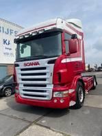 standaard trekker Scania R420 Retarder Euro 4 2005