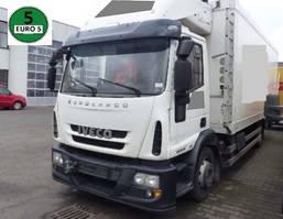 koelwagen vrachtwagen Iveco EuroCargo 120 120 E 22 Tiefkühl Carrier LBW MOTORSCHADEN 2013