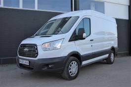 gesloten bestelwagen Ford Transit 350 2.0 TDCI 170PK L2H2 - Airco - Cruise - Camera - € 15.900,- Ex. 2017