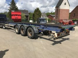 container chassis oplegger Desot CONTAINER CHASSIS 40 FEET 1998