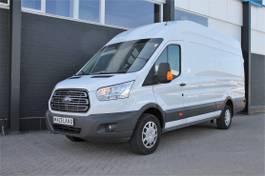 gesloten bestelwagen Ford Transit 350 2.2 TDCI 155PK L4H3 - Airco - Cruise - PDC - € 17.500,- Ex. 2016