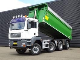 kipper vrachtwagen > 7.5 t MAN TGA 42.440 8x4 TIPPER / MANUAL / NL TRUCK 2008