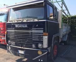 overige vrachtwagens Scania LB141-V8
