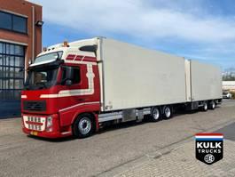 koelwagen vrachtwagen Volvo FH 460 XL / VOLUME FRIGO COMBI 2x TAIL LIFT / TRS ICELAND 2011