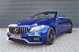 cabriolet auto Mercedes-Benz C-klasse Cabriolet 63 AMG Head-up - 20 inch - Airscarf 2018