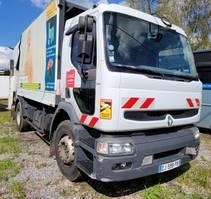 vuilniswagen vrachtwagen Renault Premium 270 270.19 YEAR 2002 2002