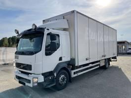 bakwagen vrachtwagen Volvo FL240 Box-truck (Isolated + heater), E5, 2013 2013