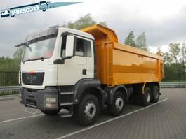 kipper vrachtwagen > 7.5 t MAN TGS 41 8X4 2011
