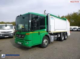 vuilniswagen vrachtwagen Mercedes-Benz Econic 2629 RHD 6x4 Dennis refuse truck 2011