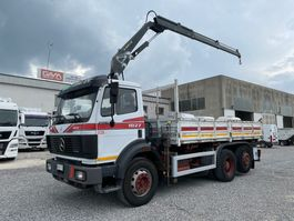 kipper vrachtwagen > 7.5 t Mercedes-Benz 1827 SK 1827 - 2527 1993