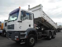 kipper vrachtwagen > 7.5 t MAN TGA 2004