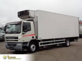 koelwagen vrachtwagen DAF CF 75 + Euro 5 + Thermoking TS-600e + Dhollandia Lift 2008