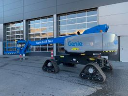 telescoophoogwerker rups Genie S 45 XC Trax 2020