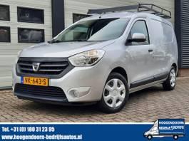 gesloten bestelwagen Dacia Dokker 1.5 dCi - Airco - Trekhaak - Imperiaal 2014
