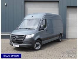 gesloten bestelwagen Mercedes-Benz Sprinter 314 Automaat L2 H2 MBUX Camera Parktronic 2019