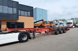 container chassis oplegger ASCA S319DA /// 20/40 FEET /// 3AXLE /// 2000