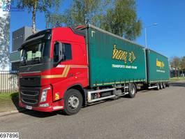 schuifzeil vrachtwagen Volvo FH 460 EURO 6, Combi 2014