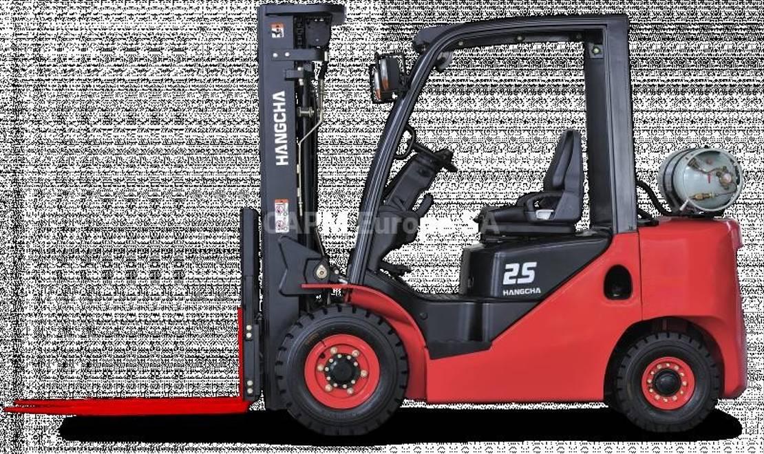 vorkheftruck Hangcha XF25G 2020