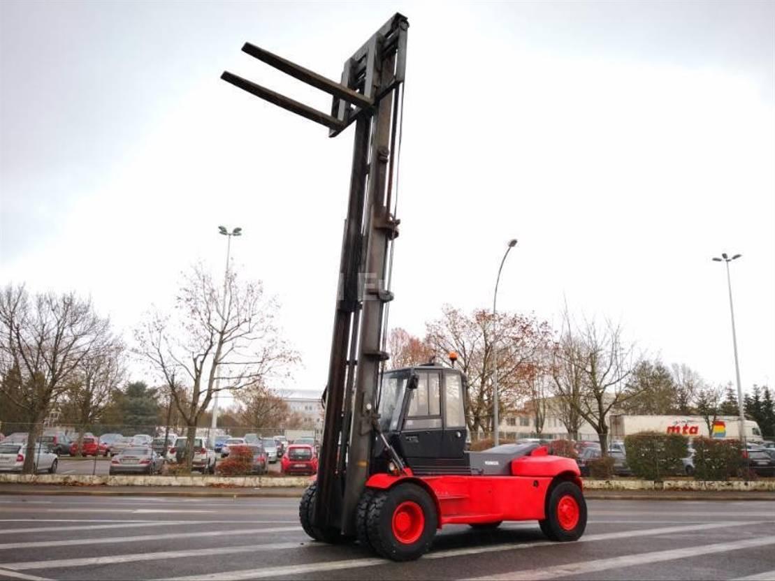 vorkheftruck Linde H160D-1200 2000