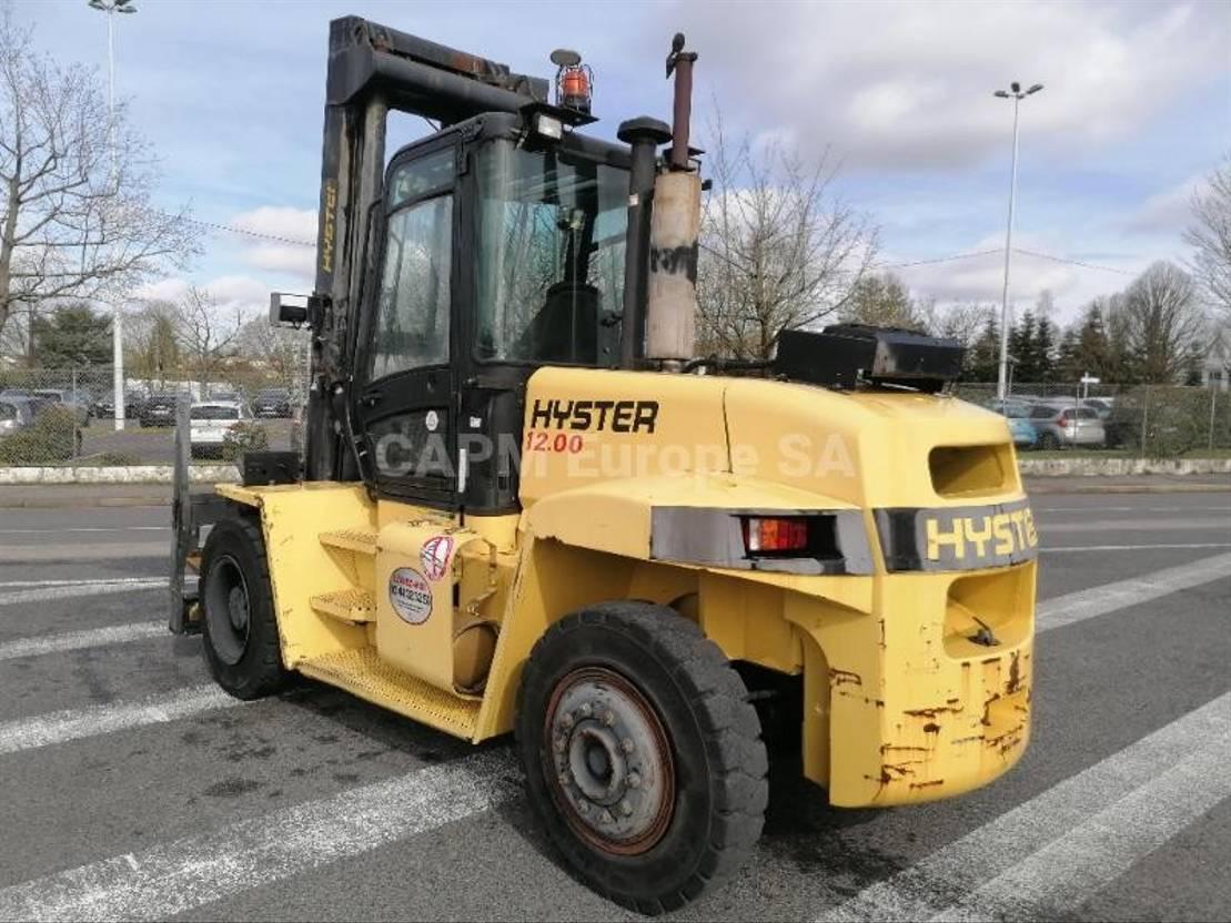 vorkheftruck Hyster H12.00XM 2006