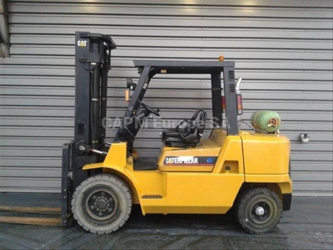 vorkheftruck Caterpillar GP45K 2005