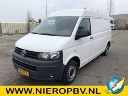 gesloten bestelwagen Volkswagen Transporter TDI 2013