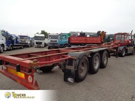 container chassis oplegger Shladot Shladot + 3 Axle + 40 HC + 30 ft + 20 Ft 2002