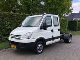 be trekker bedrijfswagen Iveco Daily 40C18 3.0 BE TREKKER Dubbele cabine | Airco| NAP 2009
