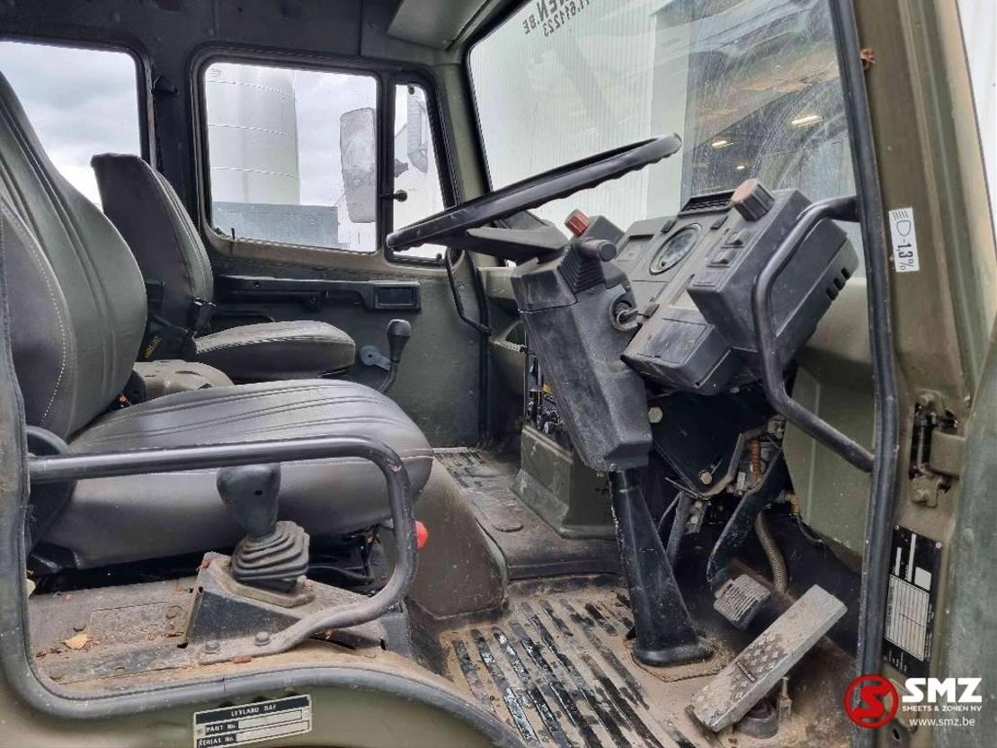 leger vrachtwagen DAF Leyland T 244 tank 1992